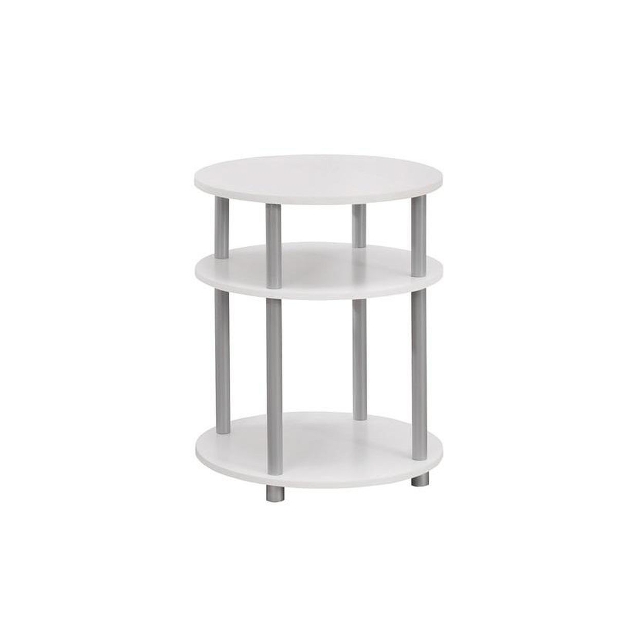 round white accent table bizchair monarch specialties msp main silver our open concept diameter with patio lounge furniture chairs under legs coffee decor ideas counter height