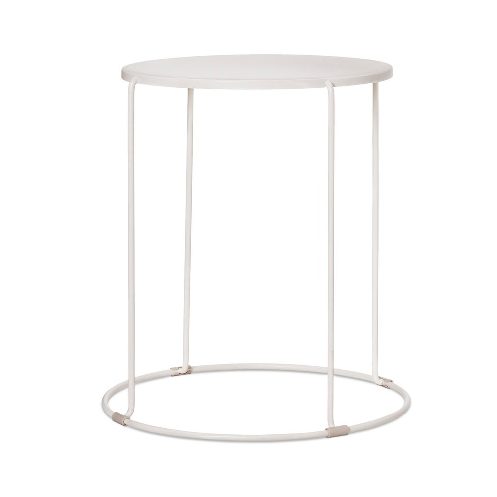 round white accent table wallflower rentals zinc rustic chairside jcp bedding mid century modern end tables foot patio umbrella black dining and chairs tree lamp outdoor glass top