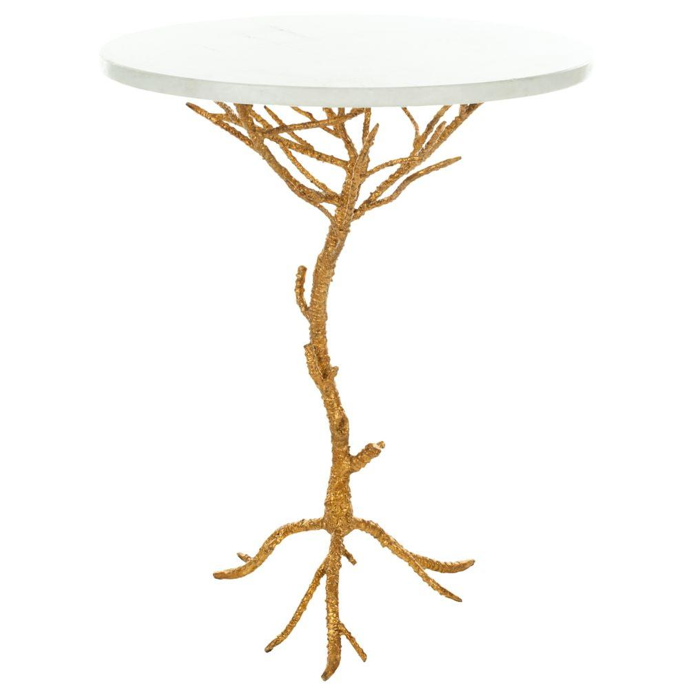 round white end tables accent the gold safavieh tall pedestal table carolyn maritime pendant light pier one dining sets small modern bench whole wedding linens imports chairs cube