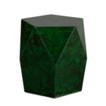 roxbury faux stone accent table green malachite emerald assembly help huge wall clock home goods decorative pillows wireless floor lamp west elm hamilton leather sofa loveseat 150x150