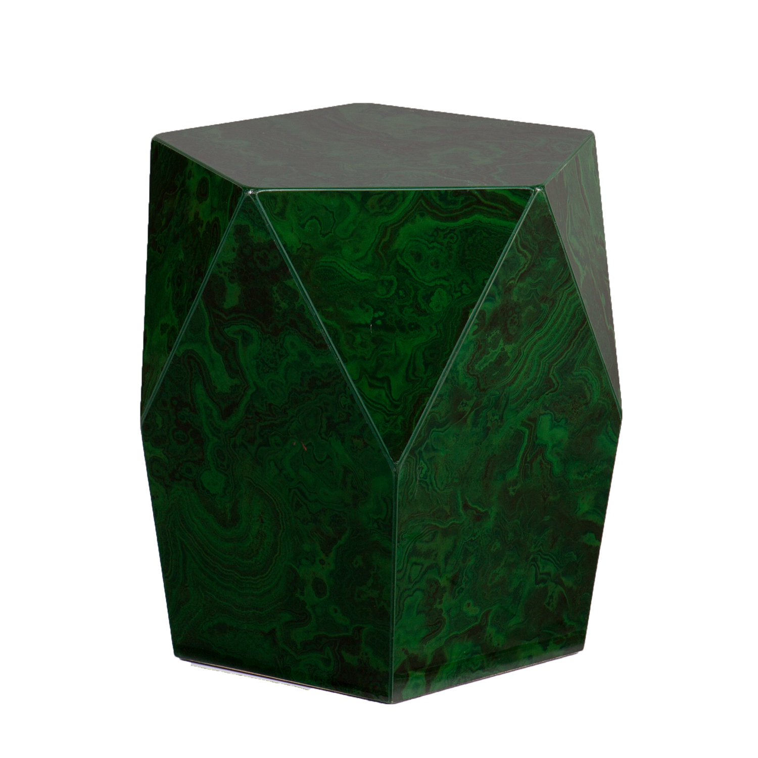 roxbury faux stone accent table green malachite emerald assembly help huge wall clock home goods decorative pillows wireless floor lamp west elm hamilton leather sofa loveseat