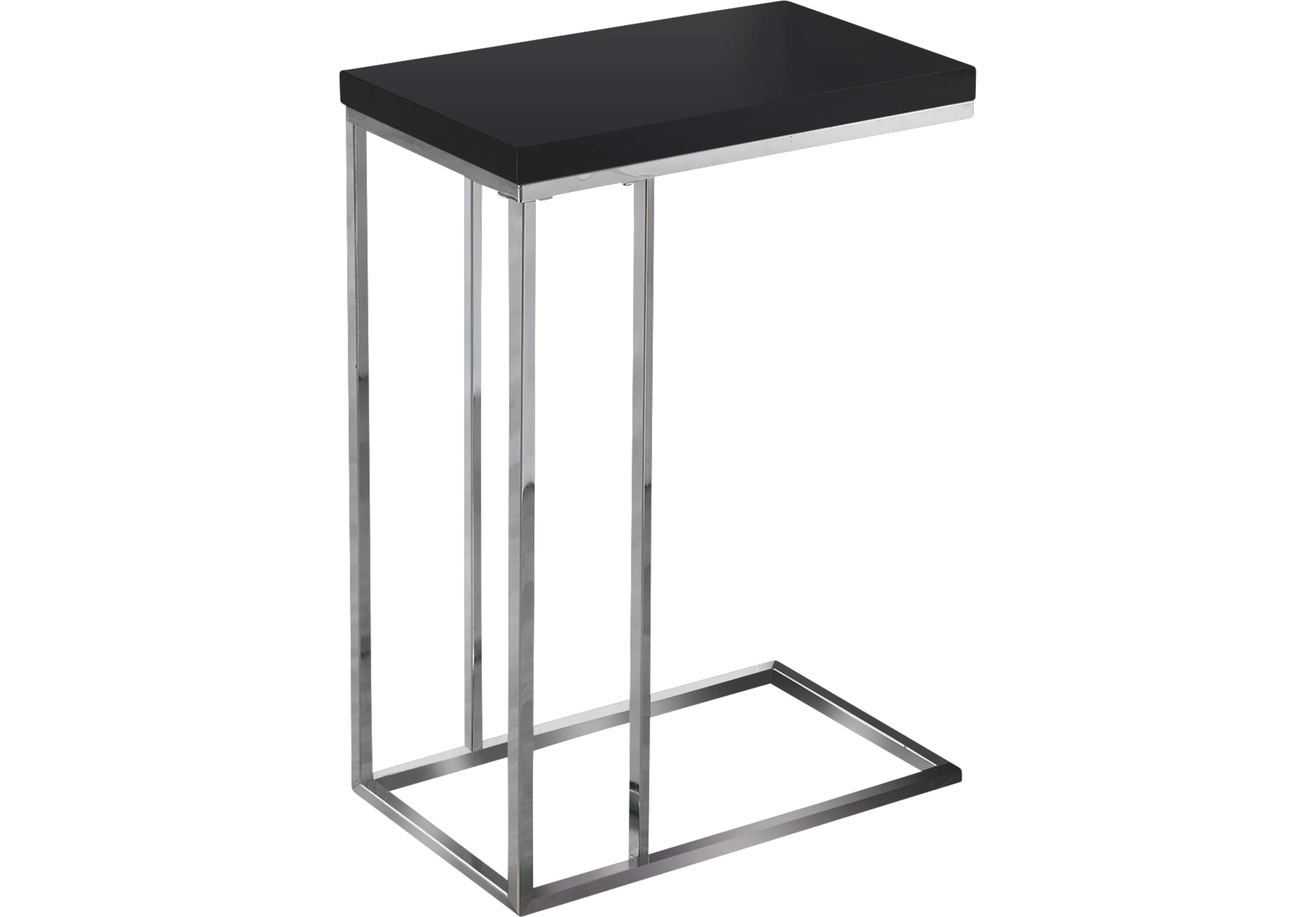 russleo black accent table tables colors product orange lamp mosaic tops outdoor glass and chrome side tiffany pond lily diy base small metal origami coffee stool ikea shelf