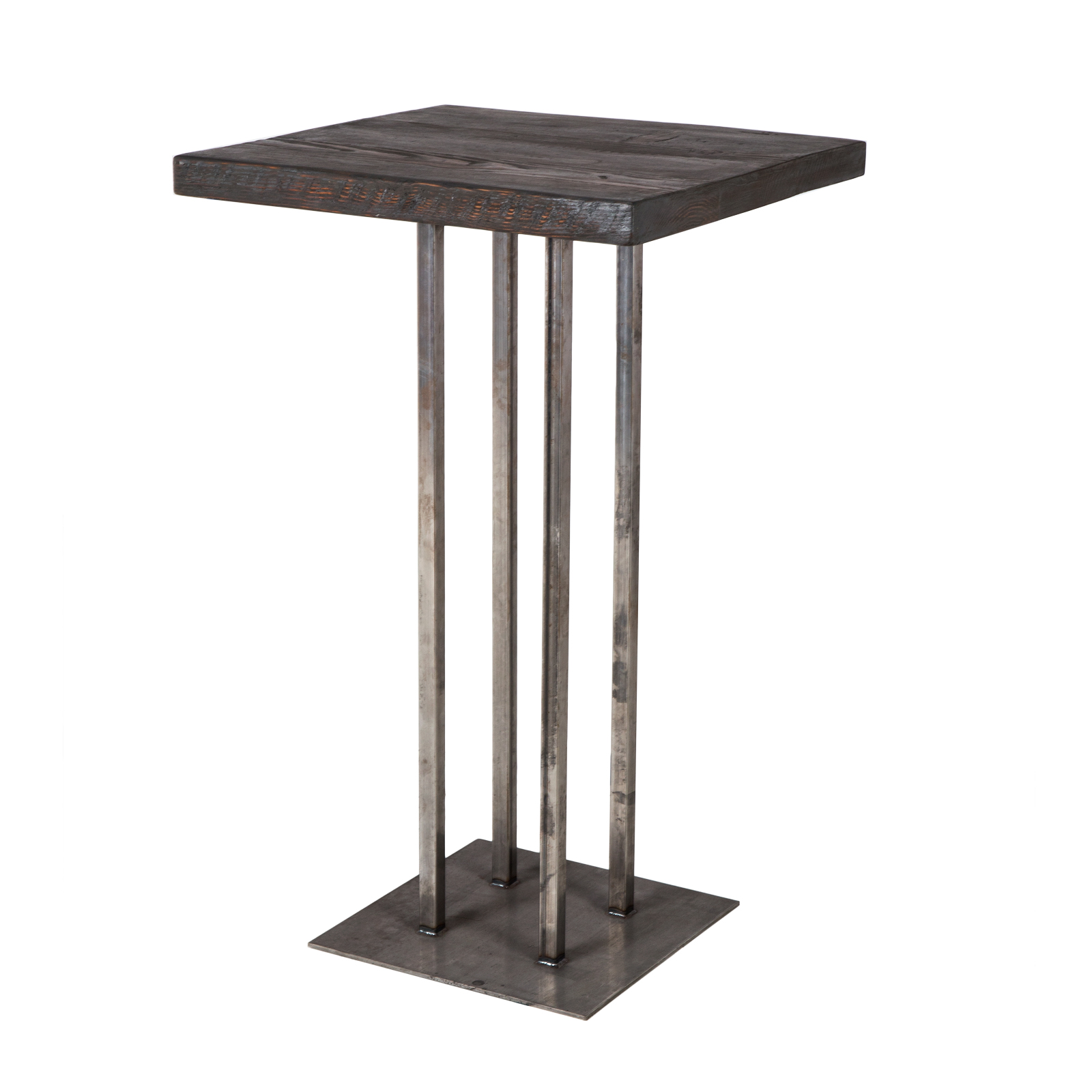 rustic bar table rentals event furniture rental barrel accent pedestal oriental style lamp shades jcpenney sofa plants inch wide console and end tables long narrow target leather