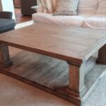 rustic barnwood furniture the fantastic diy farmhouse end wooden coffee table tables plans french country console small bathroom accent navy blue side white circle red patio 150x150