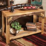 rustic coffee tables and end black forest decor barnwood bear sofa table stratford wicker folding accent bronze crystal lamps with hanging crystals standing bar wood metal frame 150x150
