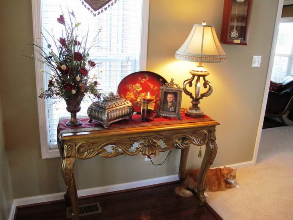rustic console table decoration ideas new home design unique accent decor inspiration gallery from large patio furniture covers chrome bedside and dressing pottery barn sawyer