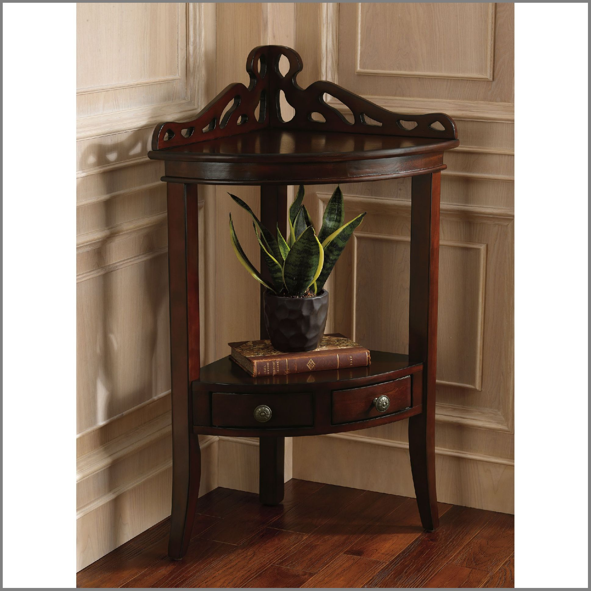 rustic country knotty pine corner entryway benches sturbridge best the grace accent table perfect piece fit elegantly black entry dining room sets barn door console wooden home