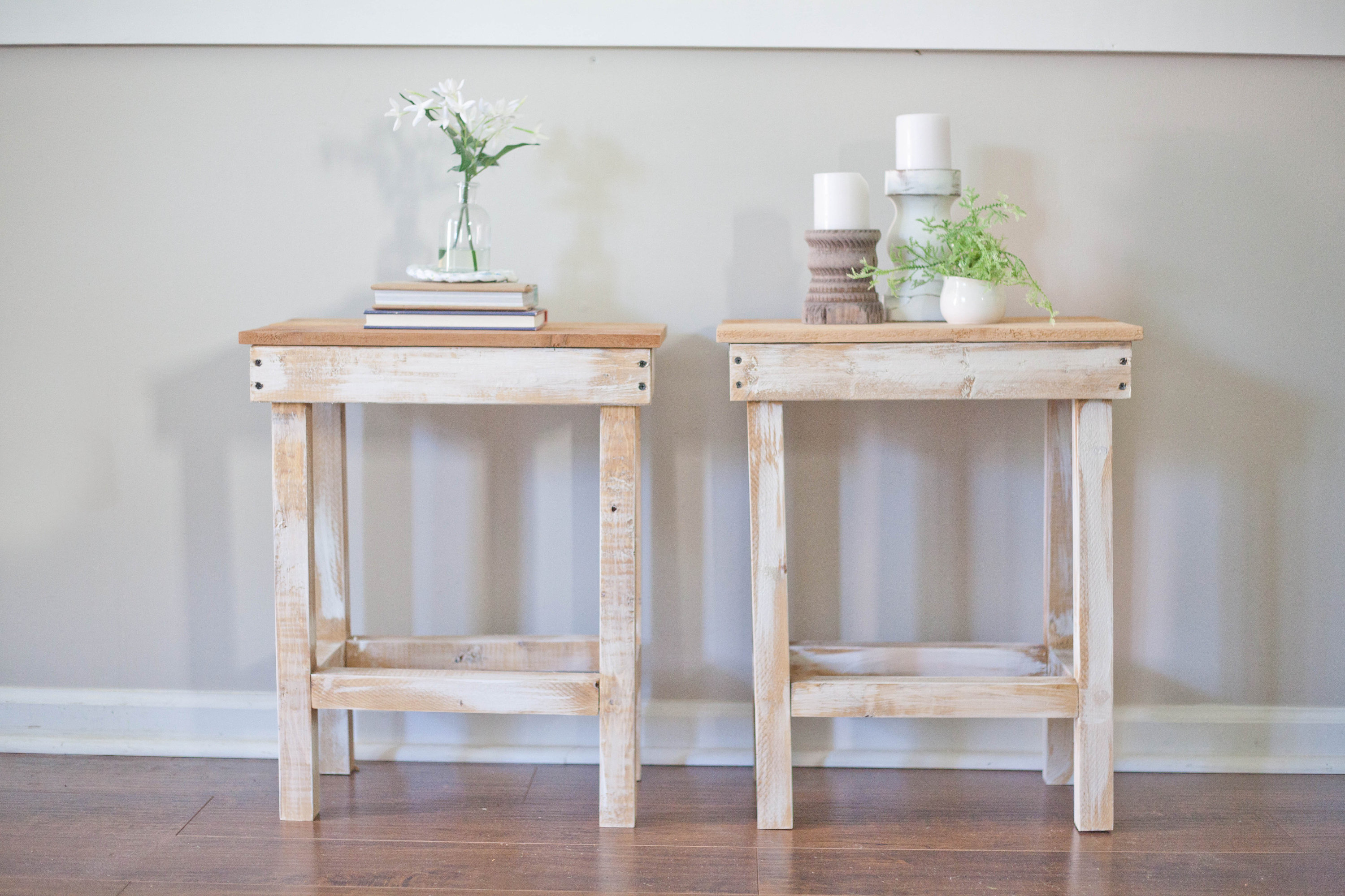 rustic farmhouse side tables accent table country fullxfull hbox gray style nightstand end chippy white for the home farm dining room target footstool storage cabinets wood