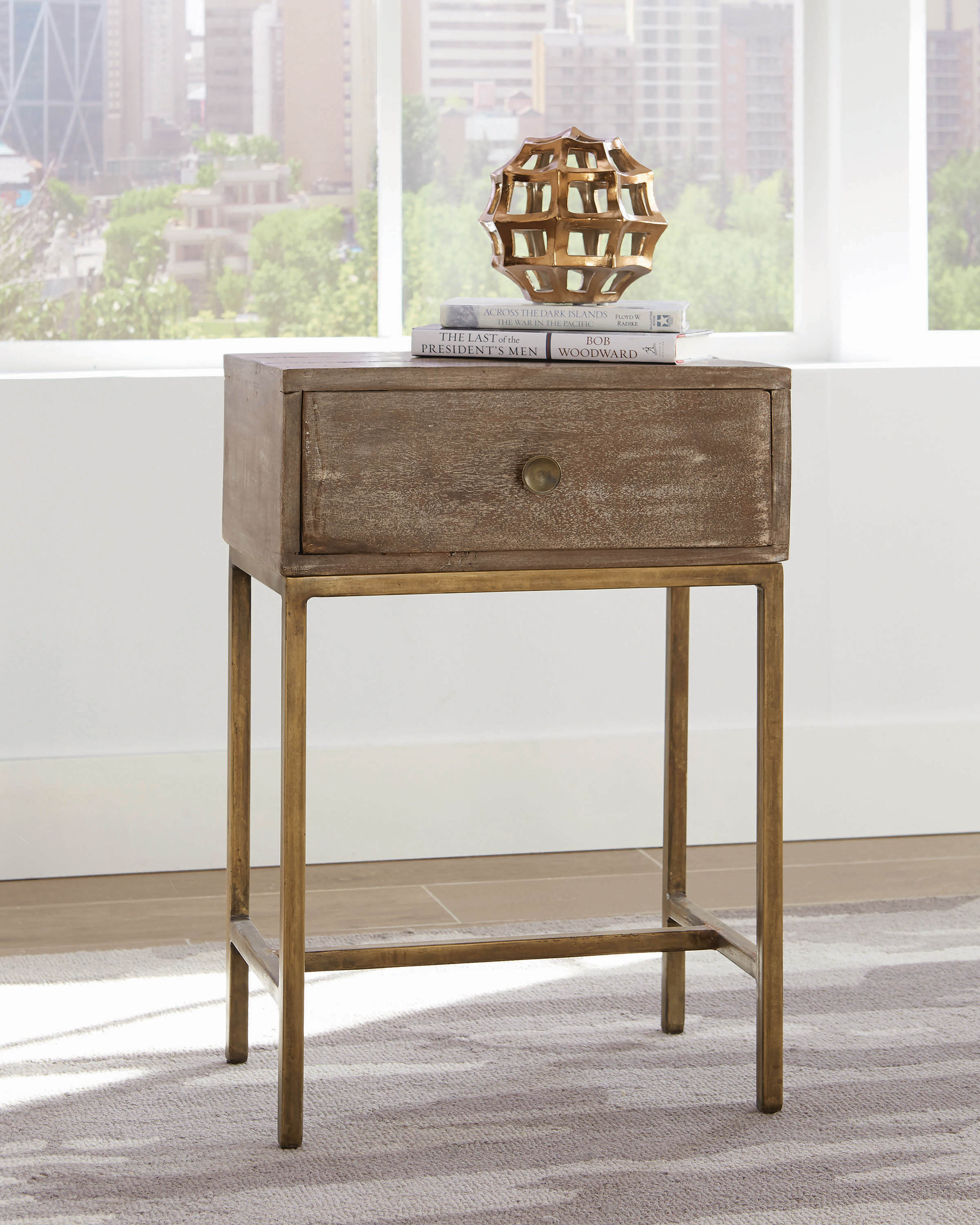 rustic whitewash accent table coaster fine furniture pier off coupon wood glass end tables oriental lamps red crystal lamp base seater swing seat bunnings washer dryer small slim