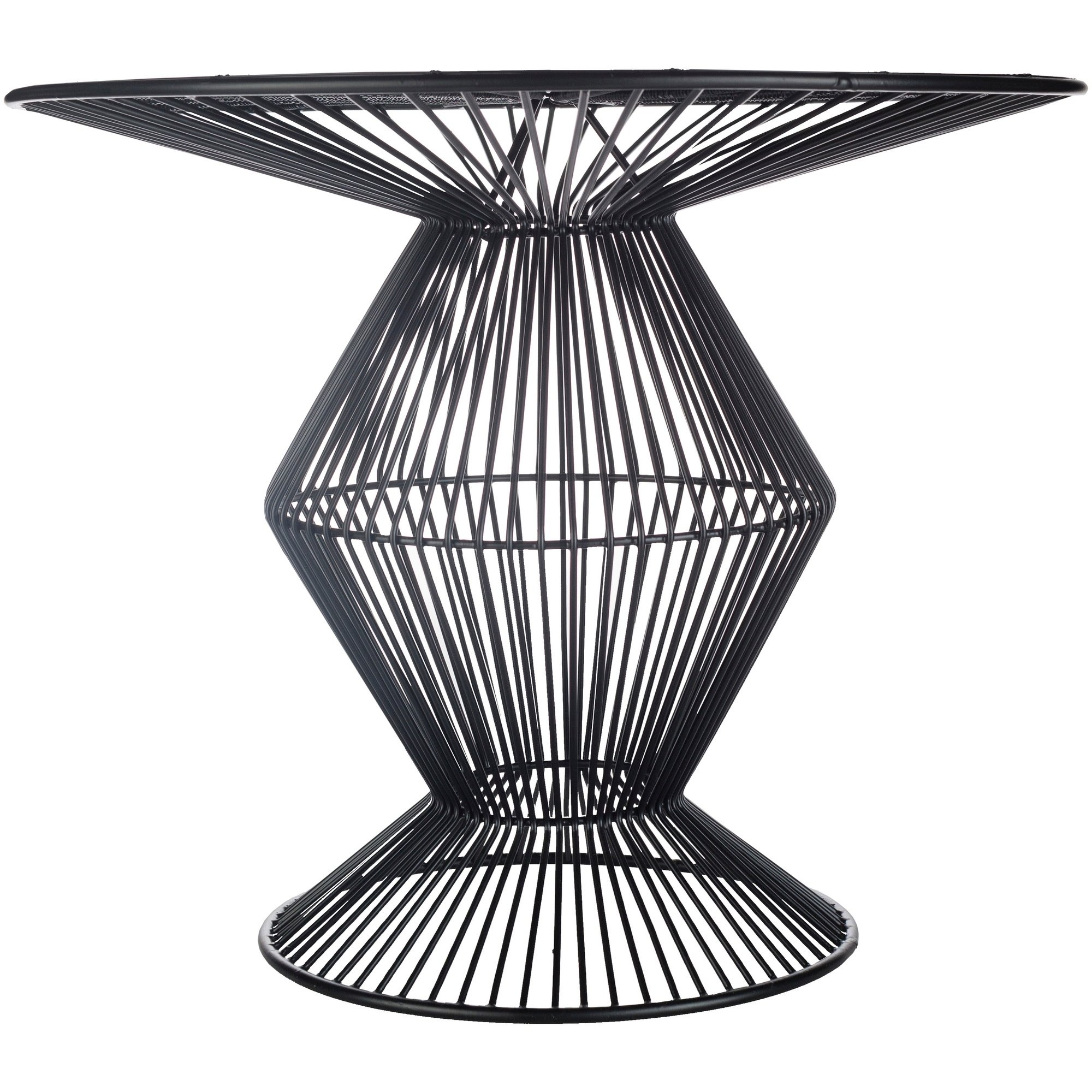 ryder black modern metal wire accent table free small shipping today hampton bay furniture white student desk tiffany style chandelier sofa and coffee mosaic tile outdoor door