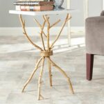 safavieh alexa marble top gold accent table products with dale tiffany hummingbird lamp hampton bay posada metal basket end round faux coffee rustic chairs trestle pier bedroom 150x150