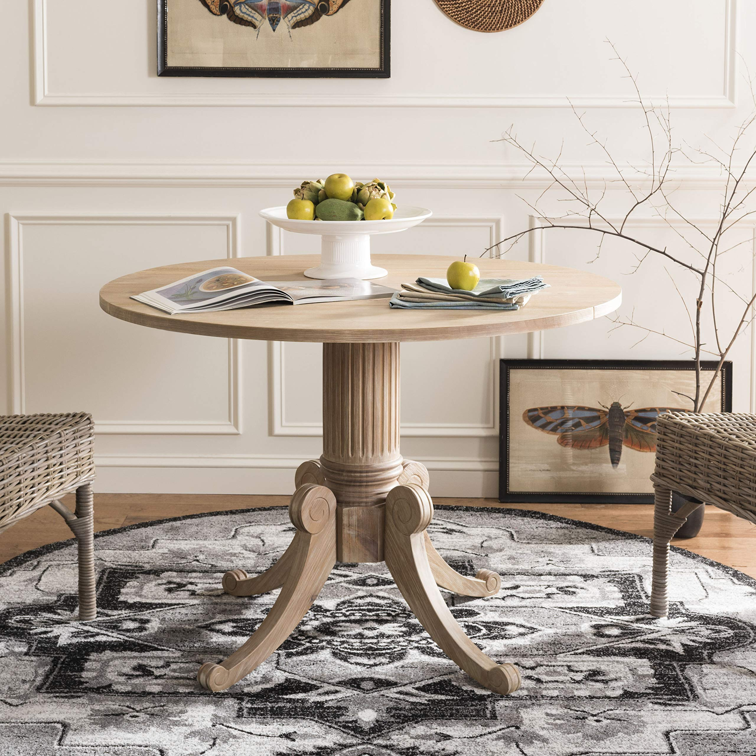 safavieh dining tables linon galway accent table white nautical style lamps small room furniture living end target kitchen brass rectangular coffee plastic frame chestnut rattan