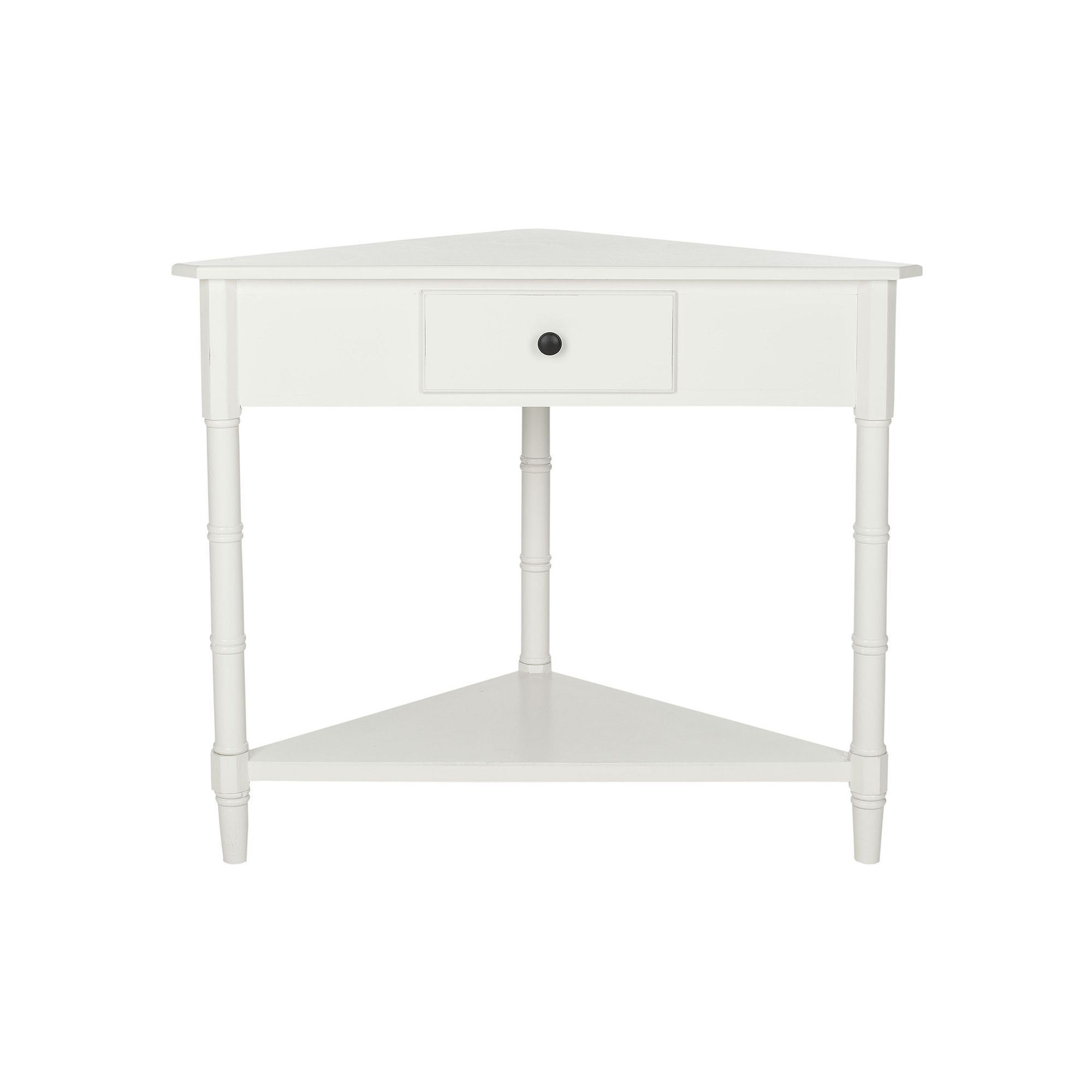 safavieh gomez corner accent table products with drawer white bedroom mirrors distressed wood side circular metal gold console small outside and chairs nate berkus rugs
