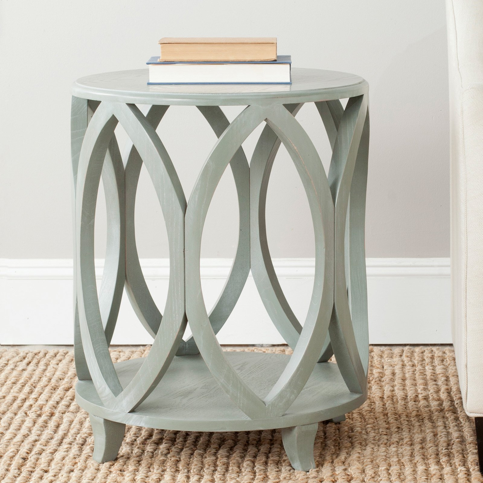 safavieh janika accent table off white very mirrored bedside sofa legs oval side espresso nesting tables pier one dining bench blue chair teak sidetable faux marble corner display