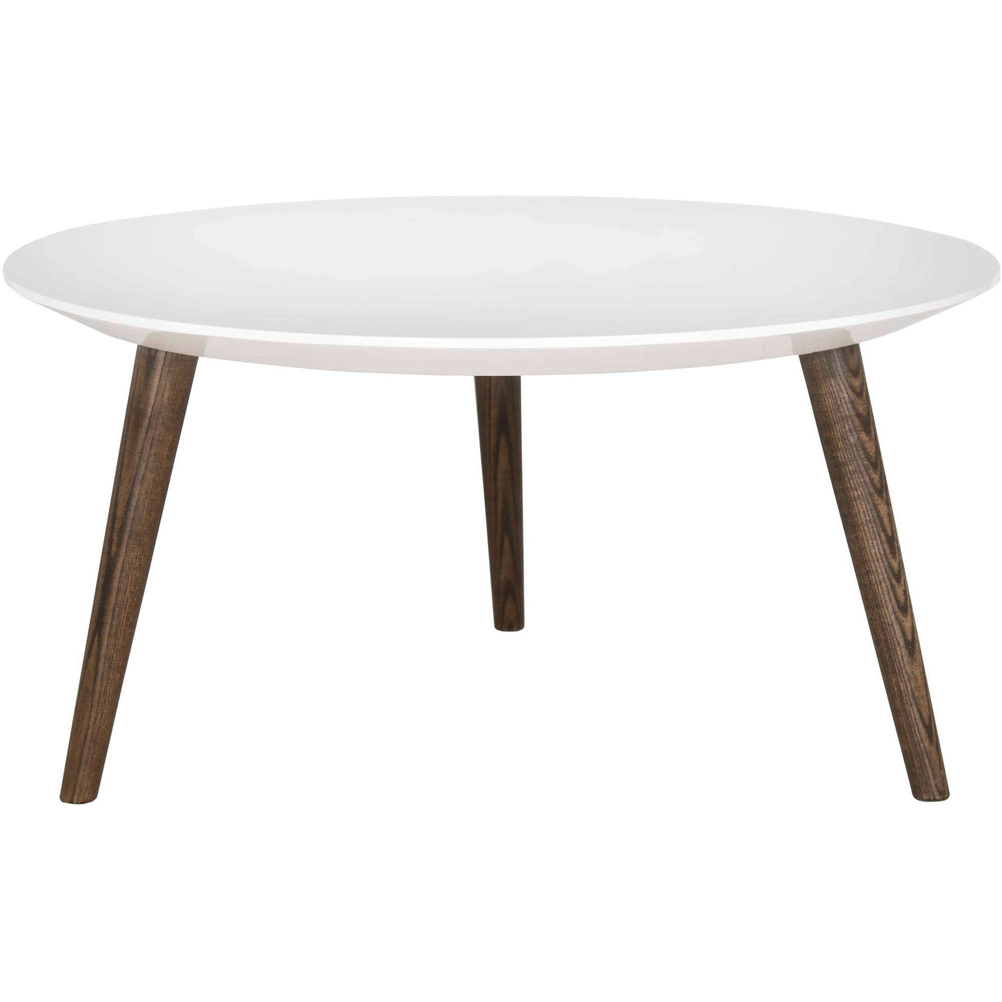 safavieh josiah lacquer accent table white and dark brown acrylic snack kitchenette furniture bath beyond floor lamps decorative chairs pier one art blue outdoor side living room