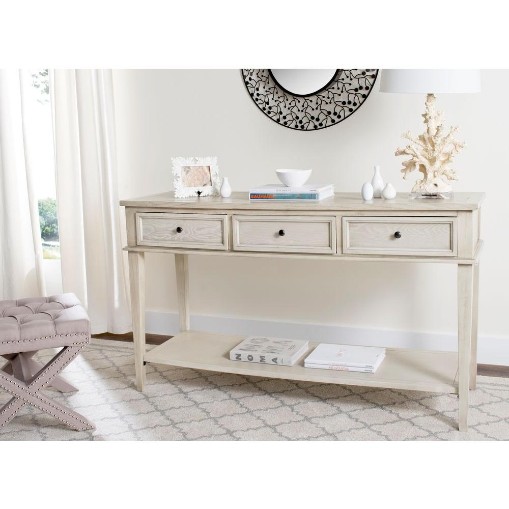 safavieh manelin white washed storage console table the wash tables whitewash accent chinese style lamp shades small half dining room sets crystal base pier one pillows clearance