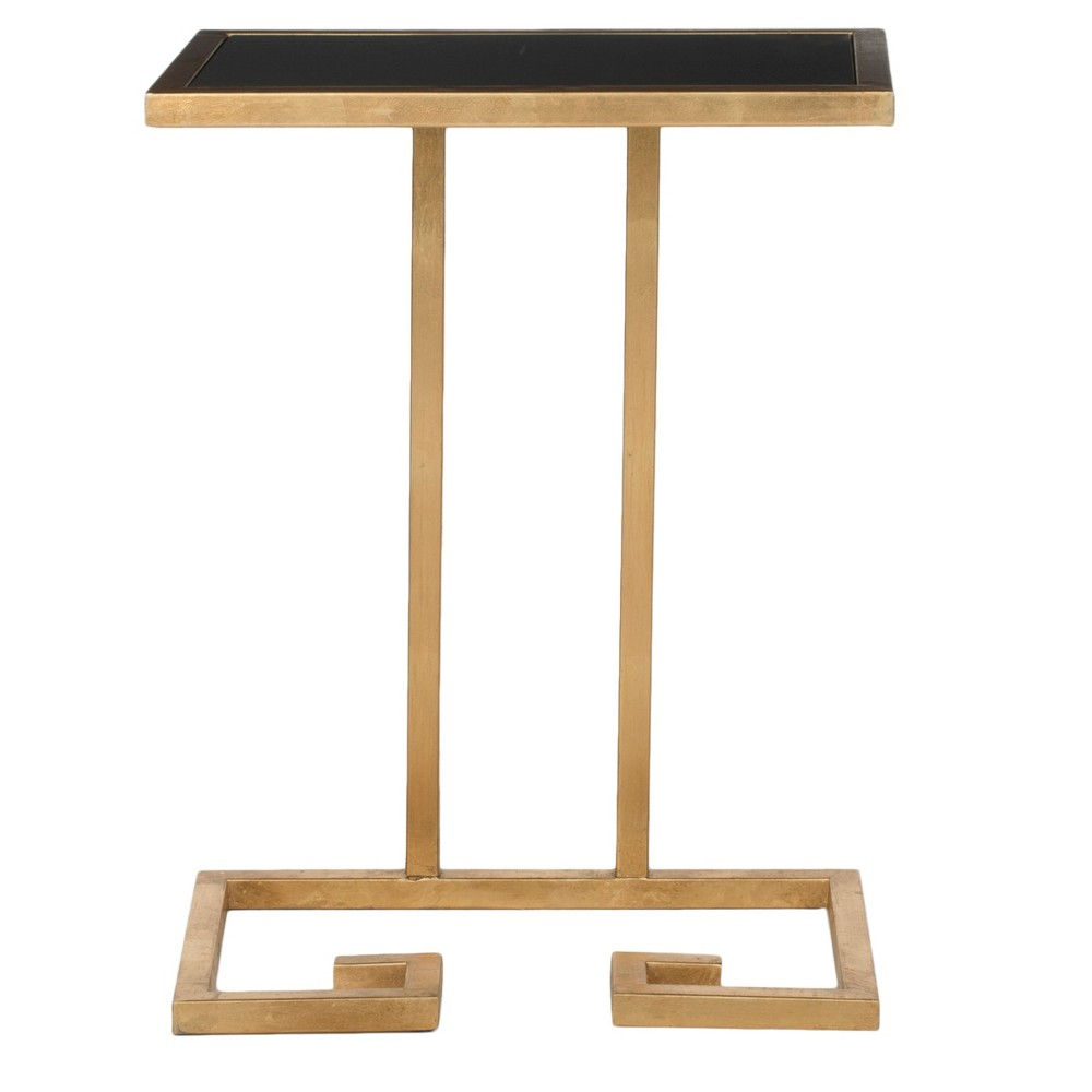 safavieh murphy accent table gold white glass top from nextag paint storage cabinet metal carpet threshold cool bar cooler small pine target round dining farmhouse west elm floor