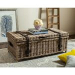 safavieh navarro rattan gray coffee table trunk the home tables wicker end accent for small spaces banquet dimensions pipe pub furniture fair argos folding chair plan ideas round 150x150