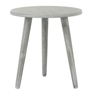 safavieh orion round accent table slate and gray prod legs for patio serving quilted toppers cocktail end sets rectangle with drawer homesense furniture grill chef small