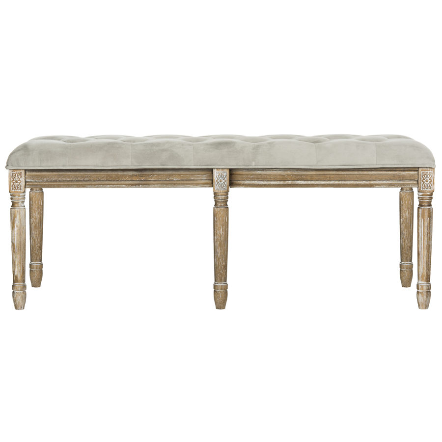 safavieh rocha rustic gray oak accent bench table acrylic console ikea storage cabinets wood outdoor patio cover brass coffee base sheesham target footstool ethan allen sectional