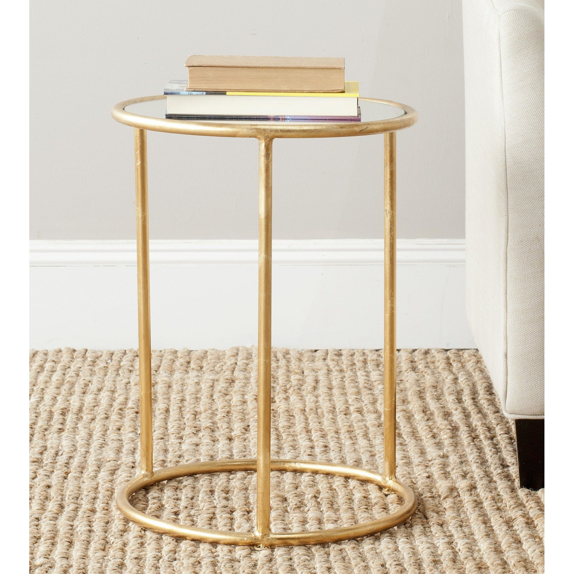 safavieh shay accent table target when apartment wants gold upholstered dining chairs patio covers round bunnings outdoor settings mirror top coffee hoodie jacket ashley trunk
