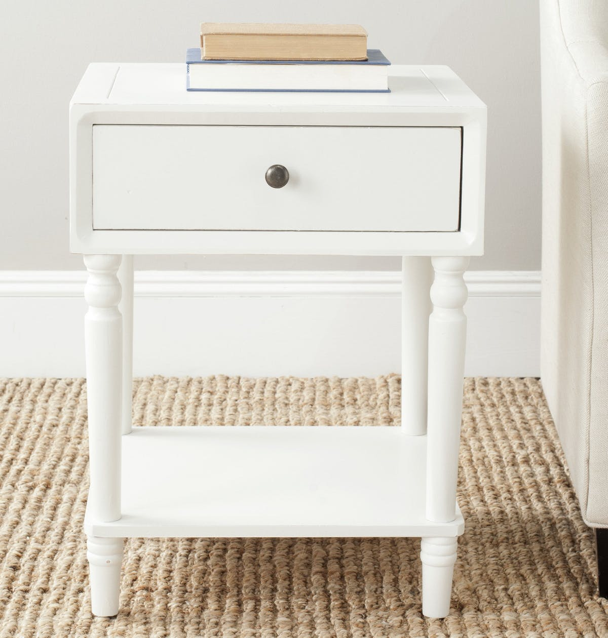 safavieh siobhan accent table with storage drawer modish room west elm scoop lamp rugs plastic folding side kitchen pulls retro bedroom furniture white linen tablecloth round high