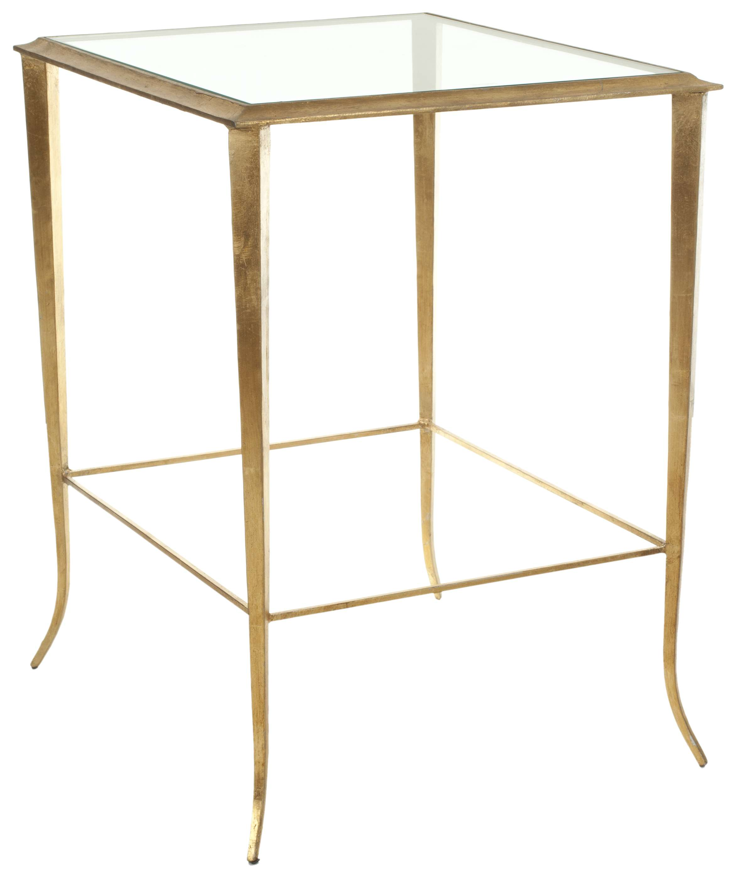 safavieh tory gold foil glass top accent table reviews goedekers decorative mirrors pier one end tables side design for drawing room gray target holland furniture fur chrome small