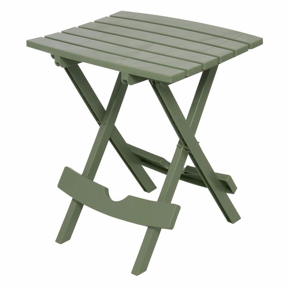 sage green patio side table ecommerce folding accent living room console with storage corner bench dining ikea white entryway modern set kenzie black metal chairs target cocktail