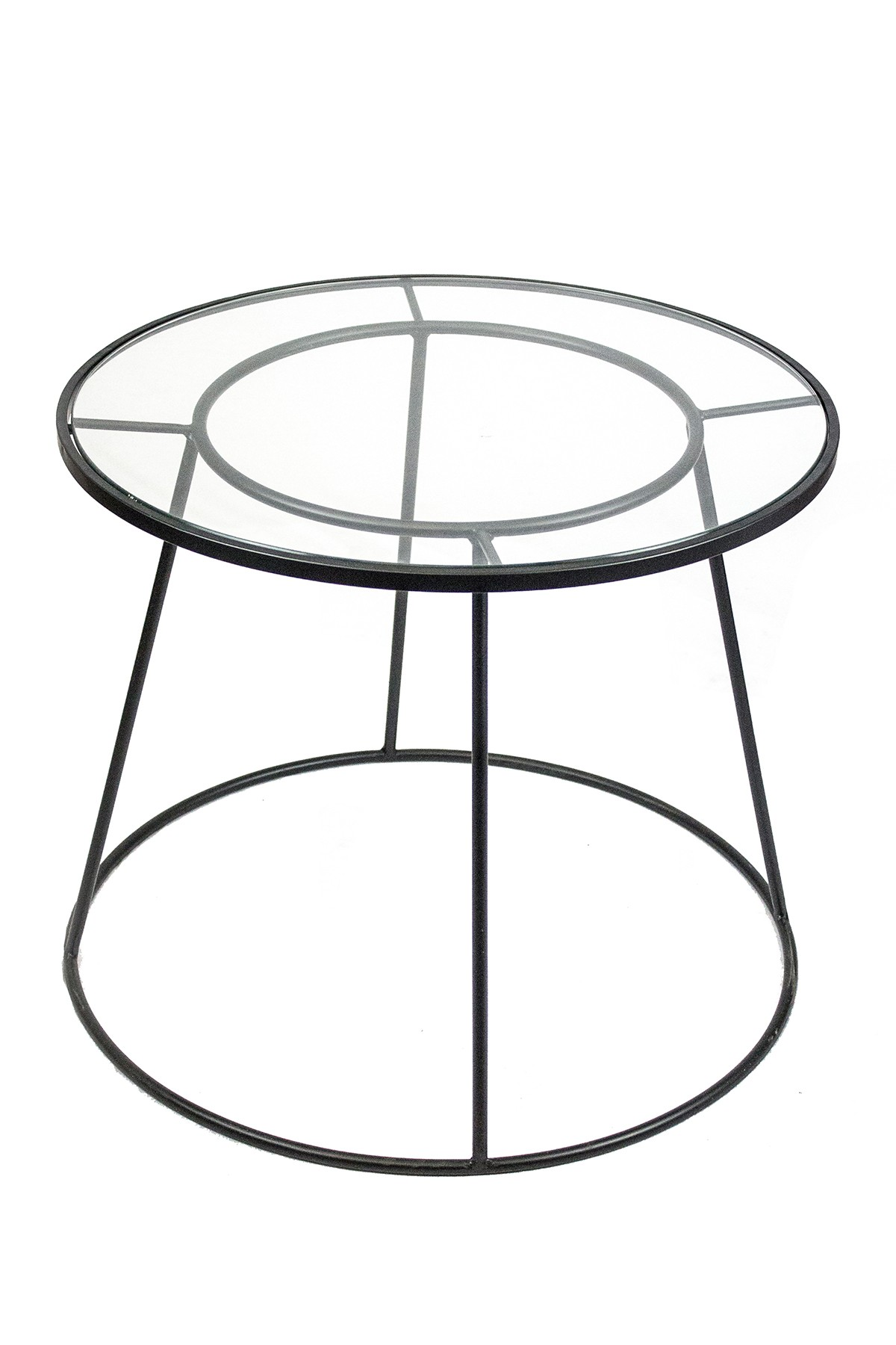 sagebrook home black metal glass accent table nordstrom rack lucite dining room outdoor umbrella stand weights pine bedside tables solid wood coffee hampton bay wicker patio