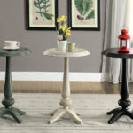 saira antique round accent table intricate wood details target kids furniture unique small tables kitchen island farmhouse style dining room inches high large patio umbrella gold 150x150