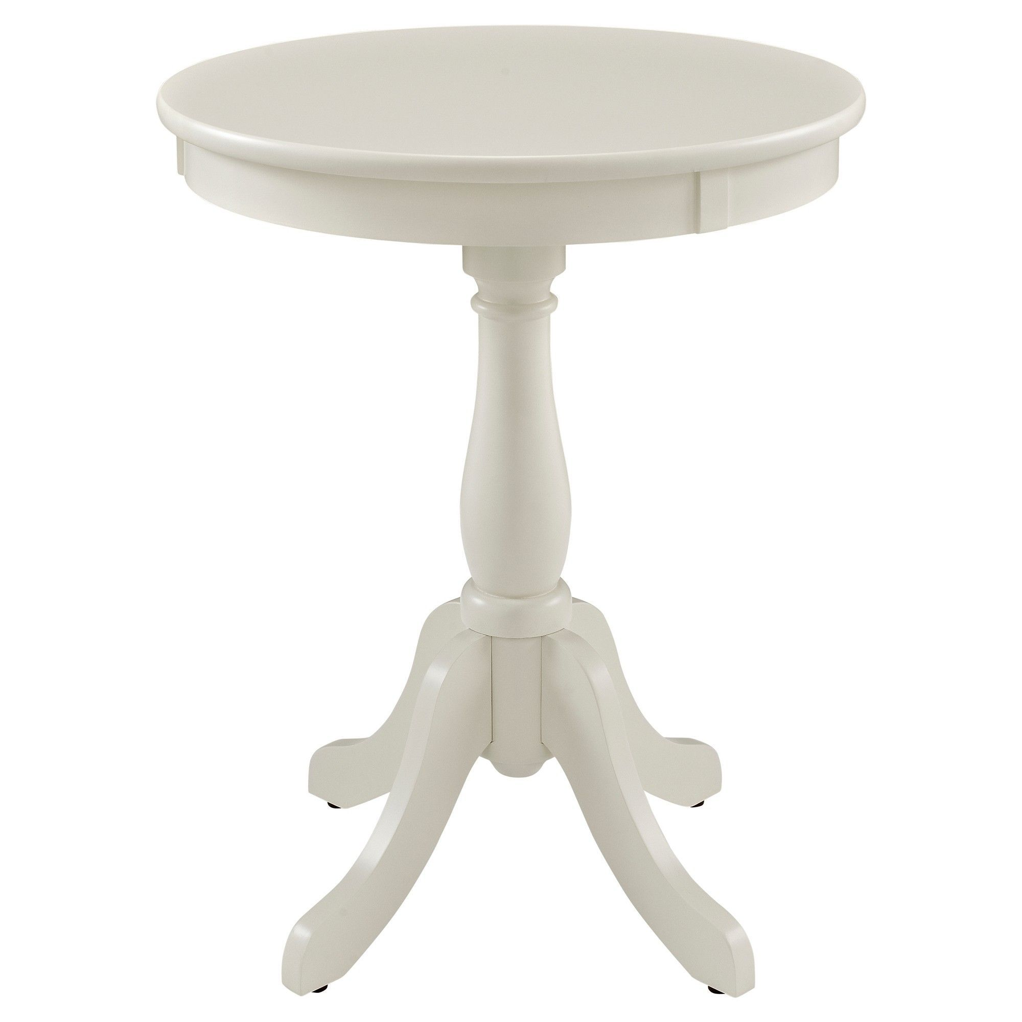 sara round table white oak grove collection products accent pink metal foot patio umbrella sportcraft ping pong black dining and chairs danish modern side wine storage cabinets