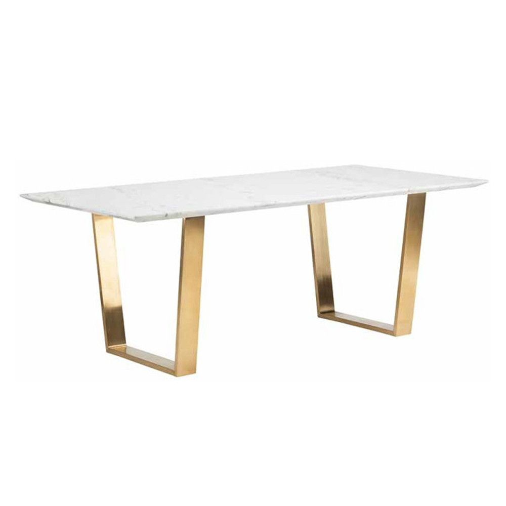 scenic gold metal base dining table ember glass industrial wrought oak pedestal round kimbell marble metro chairs modern ethan allen bench chrome tulip plans black oval square rec
