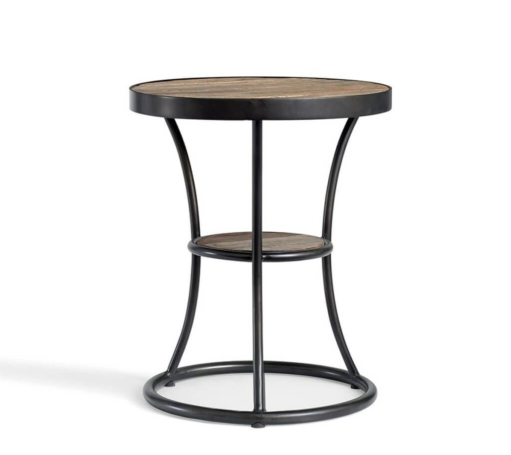 scenic small round metal end table drum glass top extraordinary outdoor white accent wonderful target black base wood for tablecloth millet covers gold cloth full size clear