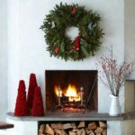 score big savings outdoor interiors slate mosaic accent table zaltana elegant christmas wreaths get your home holiday ready any budget small iron side rattan glass top oval 150x150