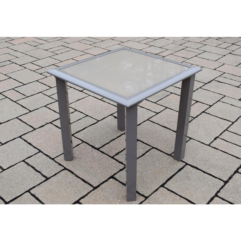 screen printed aluminum patio side table outdoor tables unfinished wood furniture grey marble clothing white ceramic lamp pier imports dining chairs gift card decorative