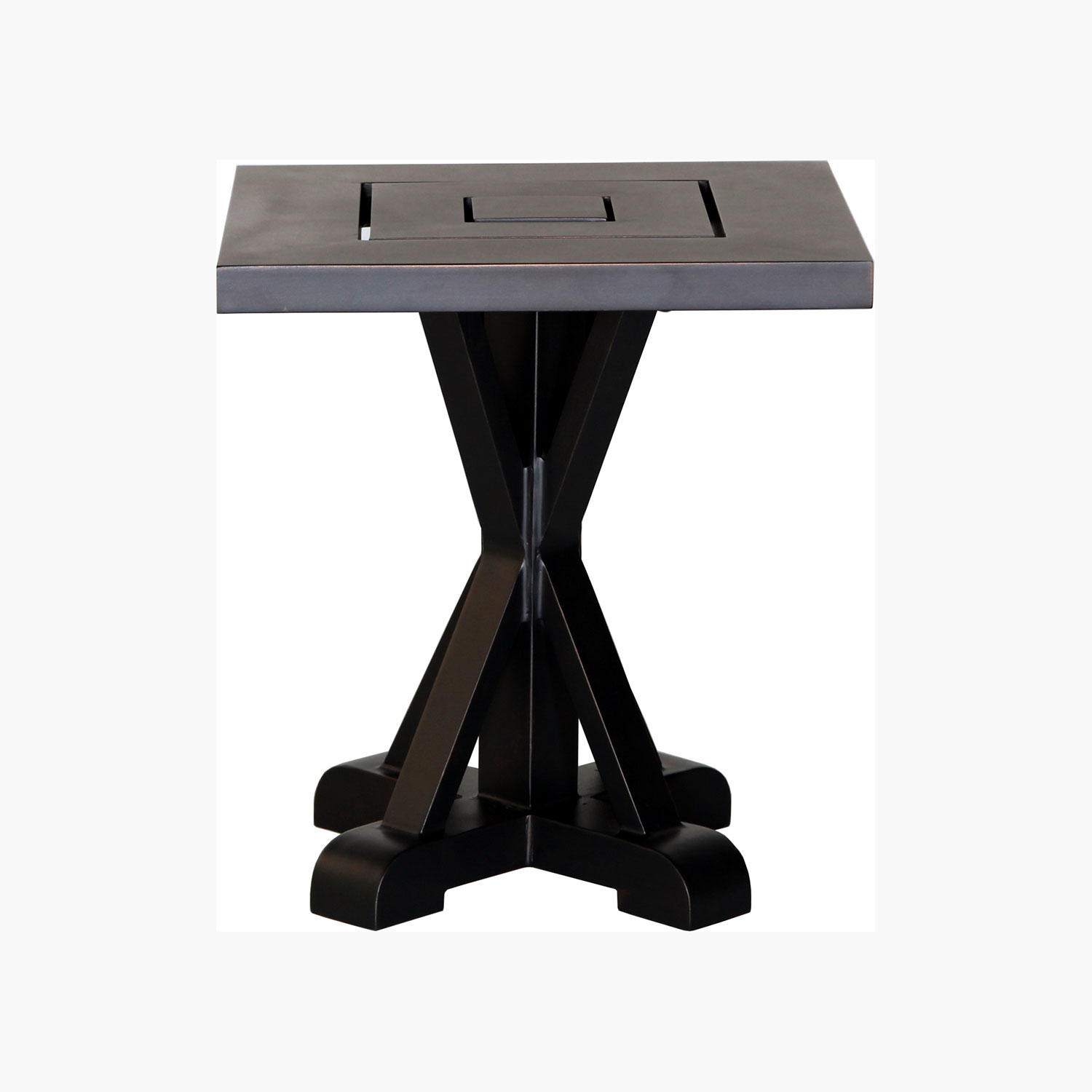 series square accent table jmsqat outdoor furniture end small side with shelves cedarwood tall crystal lamp extendable farmhouse chestnut coffee dining room centerpieces everyday