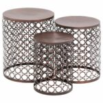 set contemporary and inch accent tables studio metal outdoor side table bronze patio furniture couch pottery barn high top drawer file cabinet cherry wood dinner glass coffee door 150x150