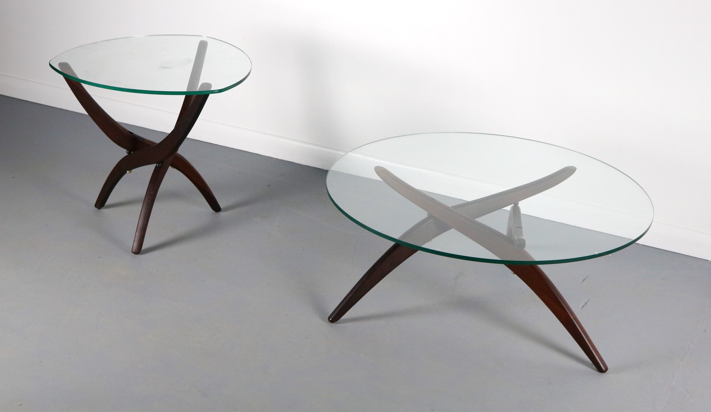 set forest wilson rosewood glass architectural coffee table and end accent lime green ikea dining room furniture patio toronto dark brown essentials desk half round side nice