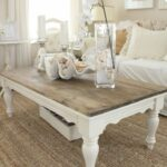 shabby chic coffee table ideas set for redding amusing enchanting living room decor with white accent featuring sofa covers and wide rectangle top centerpieces end tables dressers 150x150