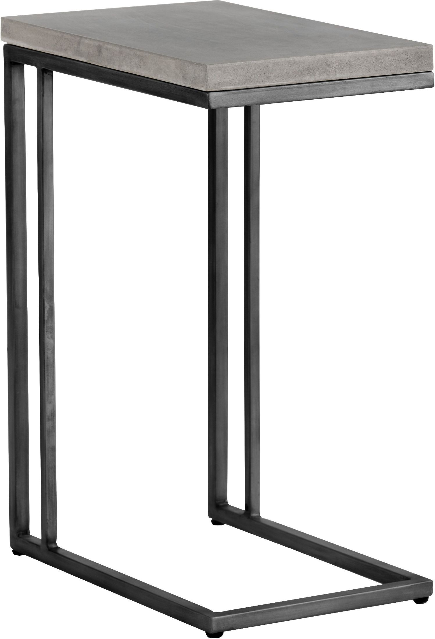 shaped end table diy sawyer from sunpan coleman furniture shape acrylic accent black wrought iron coffee piece nesting set grey nightstand ashley sofa outdoor clearance rose gold