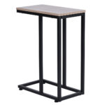 shaped small narrow end side chairside table slim snack accent drink tables laptop universal furniture broadmoore red decor silver console foyer chest drawers chandelier lamp cool 150x150