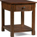 sheffield rectangular end table walnut value city furniture and small accent click change wood iron coffee sets nic umbrella side wooden cabinet hampton bay lounge chair pretty 150x150