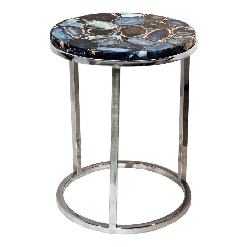 shimmer agate accent table products moe whole glass tables vintage oak side square clear coffee black round target cement top outdoor mid century lounge chair wardrobe furniture