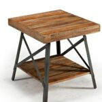 showy rustic metal with wood end table target accent tables large size bassett furniture reviews chocolate brown coffee thin acrylic toronto wicker rattan hutch wrought iron legs 150x150