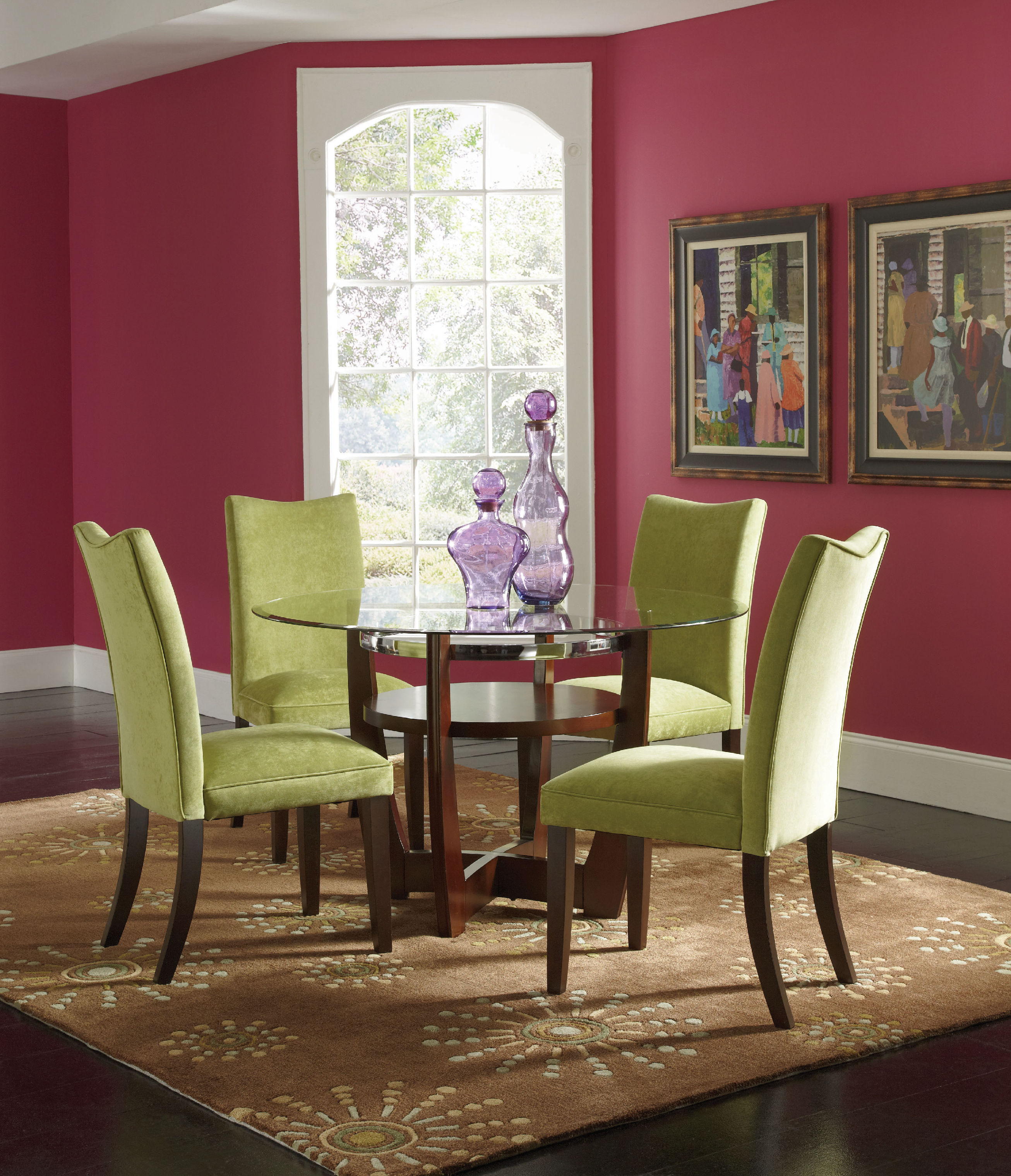 side accent chairs the outrageous amazing round dining room table decor interior paint color with window treatments and parsons also area rug interesting design inexpensive small