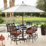 side collapsible target excellent folding teak aluminum diy sling outdoor outstanding plans umbrella table full size furniture glamorous metal accent dining accents small concrete 150x150