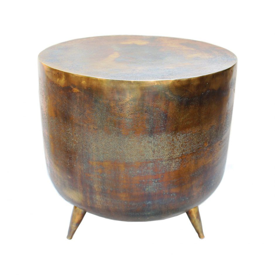 side patio frog rain drum accent table mill pottery barn valley escalon furniture decor oak wood very slim console small industrial coffee kitchen vanity vertical wine rack