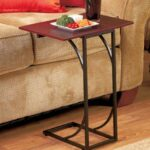 side sofa table accent end eating food tray sick patient couch metal wood plastic folding tables pier coupon code bistro tablecloths round barn sliding door hardware ashley 150x150
