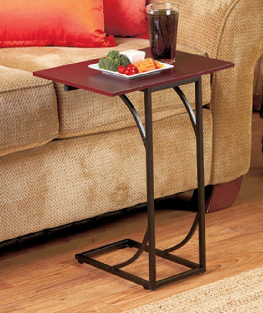 side sofa table accent end eating food tray sick patient couch metal wood plastic folding tables pier coupon code bistro tablecloths round barn sliding door hardware ashley