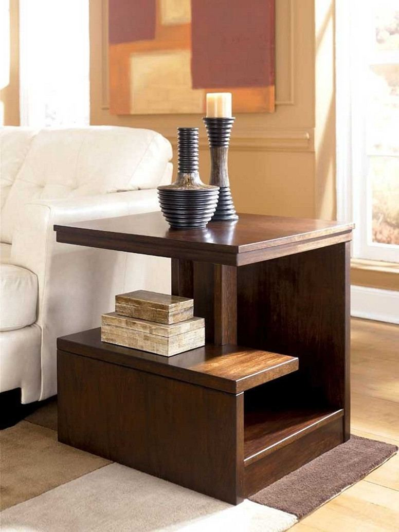 side table decor solid teak scandinavian coffee vintage italian round mosaic decorative furniture for indoor decoration cream leather recliner sectional sofas square conference